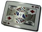 King of Diamonds Cards Suit Belt Buckle. Code CG4
